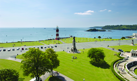 The Hoe, Plymouth